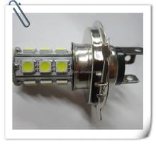 H4 18 SMD5050 SMD3020 SMD3528 automobile bulbs Auto Lighting System LED light LED lamp