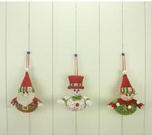 Christmas decoration chirstmas santa ornaments