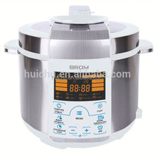 Made in China the computer controlled electric pressure cooker
