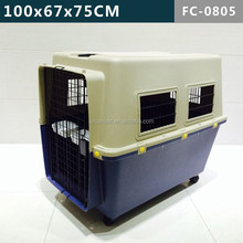 pet fight travel cage kennel FC-0805 100x67x75 CM Dog Flight Carrier