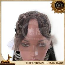 Cheap wholesale brazilian hair wigs for african american women natural wavy virgin hair u part wig