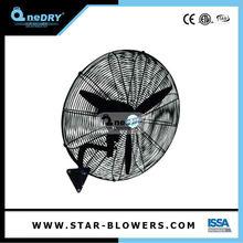 Portable Industrial Plastic Industrial Wall Fan