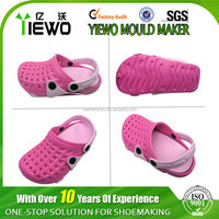 2014 Hot Selling Shoe Mould for Cute EVA Baby Shoe