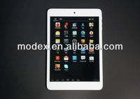 7.85 inch QUAD CORE allwinner A31 tablet pc android 4.2 ,1GB/8GB ,1024*768