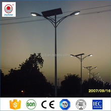 5m 30w DC 12V LED solar street lighting system price with pvc battery box