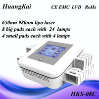 CE approval Diode Lipo Laser for body slimming