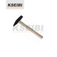 British Type Chipping Hammer With Wooden Handle- KSEIBI