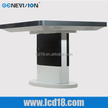 65 inch touch screen multi touch screen conference table for coffe bar/meeting room all in one pc monitor