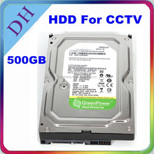 [Hot in Asia] latest hard disk 500gb internal sata 3Gb/s hard drive for CCTV