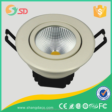 spring led downlight 18w led downlight european style outdoor down lighting