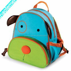 Dog Cute Fashionable Personalized Cheap School Backpack For Kids