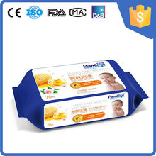 Customized hand wipes for babies mouth hands and body cleaning