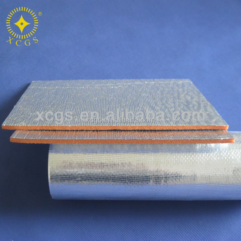 Fire rated foil xpe foam insulation board building buy for Fire rated insulation