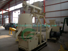 Top quality and good performance small wood pellet making machine with ce