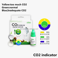 CO2 Monitor Carbon Dioxide Concentration Detector Set Long Time CO2 indicator Solution Fish Tank Supplies New Arrival