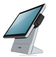 "15""capacitive Touch Screen POS System/All in one cash register/Desktop POS Device"