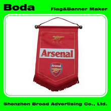 New design serviceable cheap hanging bunting flag