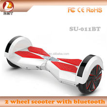 Bluetooth & remote control wings 2 Wheel Electric electriciall Scooter Self Balancing electric hoverboard
