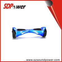 2015 high quality 2 wheels bluetooth scooter with Samsung battery