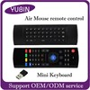 2.4g driver wireless usb mouse MX3 for Android TV Box Fly Air Mouse Remote Control