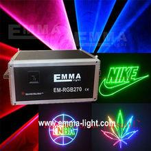 40Kpps 5W 6w 7w 8w 9w 10w 15w RGB full color Animation laser light analog modulation/disco lighting/DJ lighting