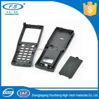 Custom electronic plastic handheld enclosure