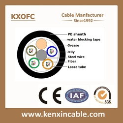 Professional factory Outdoor cable GYTYoptical cable
