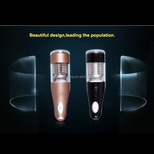 Male masturbators TPR silicon Material, Vibration and Rotation adult sex toys for man