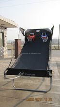 "7/8"" Basketball Hoops w/ Backboard and Net"