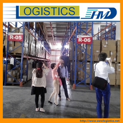 Warehouse and Logistics Service in Shenzhen China