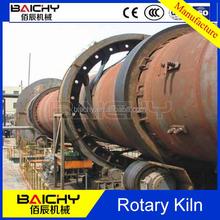 Magnesium Metal Rotary Kiln
