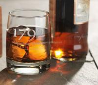 10oz Vibe Custom Printed Rocks Glass