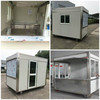 food trailer business , food truck design China catering kiosk