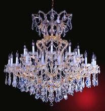 Maria theresa crystal restaurant lamparas decorativas