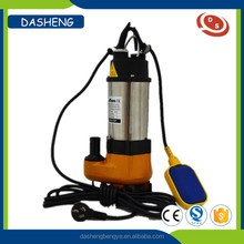 Stainless steel garden centrifugal submersible sewage drainage pump