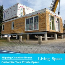 2 floor prefabricated house design, prefabricated house manufacture in foshan