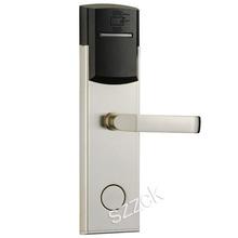 Swipe ID or IC card electronic hotel door locks system