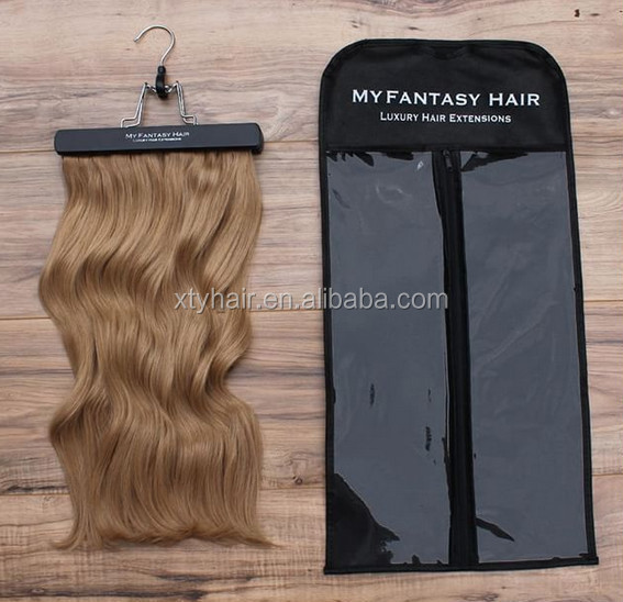 Hair Extension Packaging Bagsilk And Satin Bags For Hair Extension