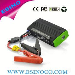 car emergency start cable, smart mini car jump starter