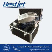 Máquina de codificação carton mão jet printer