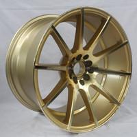 16-20 Inch Diameter and Silver Finishing replica alloy wheels(ZW-XJ109)