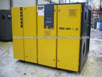 Best Price Used Rotary Screw Kaeser Air Compressors