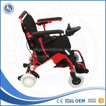 2015 China New Design Portable Power Wheelchair for Fractures or Handicapped Use Physical Therapy Equipments