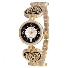 reloj con diamánte para dama de cuarzo