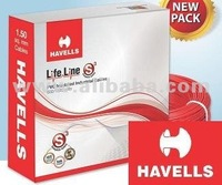 Havells FR PVC Insulated Industrial Cables 1100 volts with S3 feature
