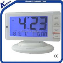 light sensor digital alarm clock