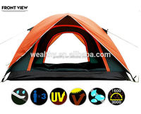 Great durability factory directly trailer tent camping car