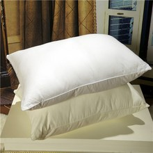 down pillow with beading