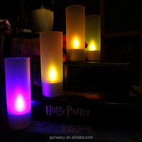 party decoration wholesale LED yankee candles with remote control