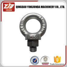 best stainless steel or carbon steel din580 eye bolt wholesale